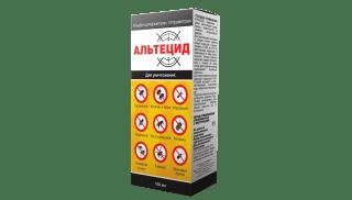 Альтецид 100мл