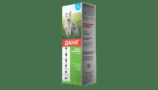 ДАНА Шампунь для кошек и собак