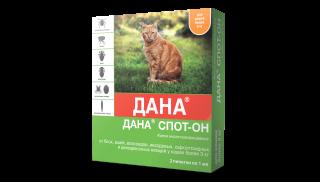 Дана Спот-Он для кошек более 3 кг