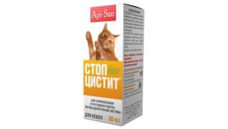 Стоп-цистит Био (суспензия) для кошек