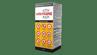 Инсектоакарицидное средство «Альтецид»  10мл