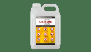 Инсектоакарицидное средство «Альтецид»  5 л
