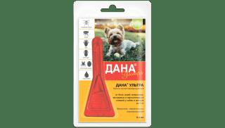 Дана Ультра для собак и щенков до 5 кг