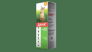 ДАНА Шампунь для кошек