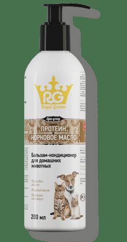 Роял Грум Бальзам с Протеином и Норковым маслом
